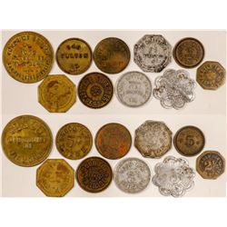 California Token Collection (102845)
