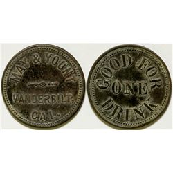 May & Yount Token   (105242)