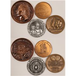 Four Medal Collection   (102872)