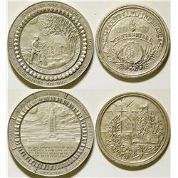 Centennial Medals   (106519)