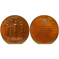 Holland Society of New York Medal   (108123)
