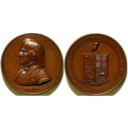 Numismatic and Antiquarian Society of Philadelphia Medal   (108121)