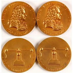King Phillip Medals   (79142)