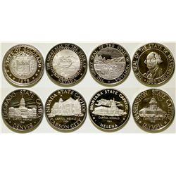 Capitol Silver Medals   (106518)