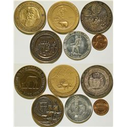 Commemorative Medals   (106512)