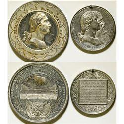 Washington Inaugural Centennial Medals   (106524)