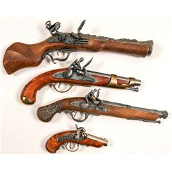 Blunderbuss, Reproduction Derringer, & Pistols    (105461)