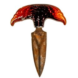 Eagle Head push dagger   (40738)