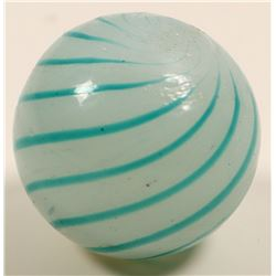 Marble / Clambroth, With Teal Blue Swirls .   (108056)