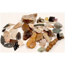 Rocks & Gems from the Reeve Collection   (108022)