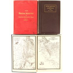 Mineral and Gold Rush Books (3)   (571568)