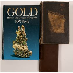 Mineral, Chemistry and Mining Books (3)   (105125)