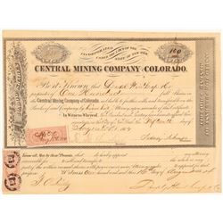 Central Mining Company of Colorado   (104693)