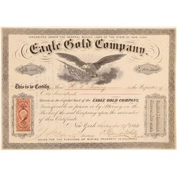 Eagle Gold Company   (104699)