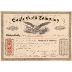 Eagle Gold Company   (104699)