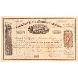 Rockdale Gold Mining Company   (104710)