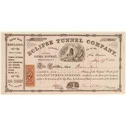 Eclipse Tunnel Co Stock   (105502)