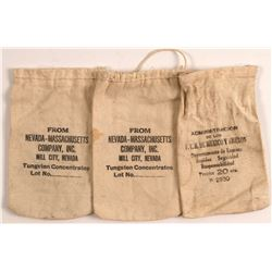 Mill City Tungsten Concentrate Bags   (107342)