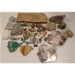 Heizer Mining Rock Collection   (103325)