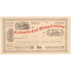 Carbondale Coal MC Stock   (106609)
