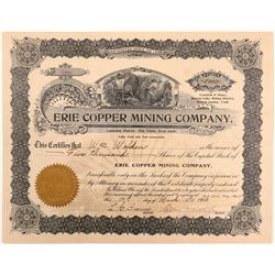 Erie Copper Mining Co    (106206)