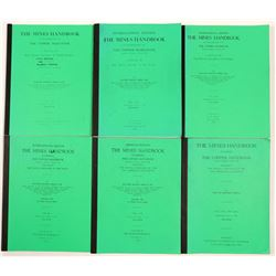Handbooks, Utah Sections of Mines    (105743)