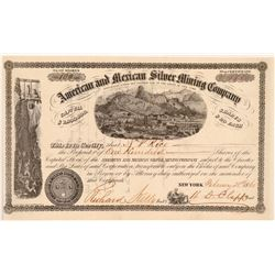 American and Mexican Silver Mining Company   (106644)
