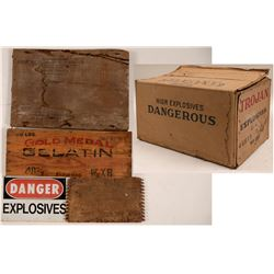 Explosives Collectibles   (108026)