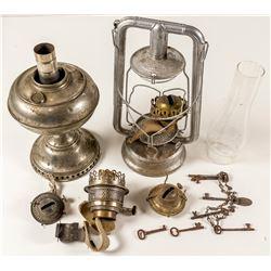 Lanterns and Lantern Parts   (32943)