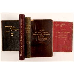 Old Prospecting Books (5)   (104595)