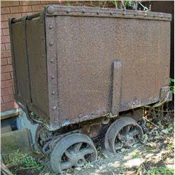 Ore Car, Curved Spoke   (106584)