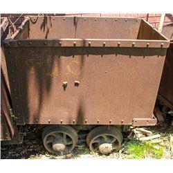 Ore Car, Curved spoke   (106586)