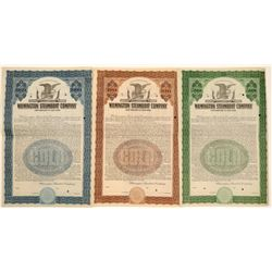 Wilmington Steamboat Bonds (2)   (105598)