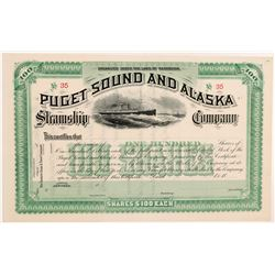 Puget Sound and Alaska Steamship Co   (106307)
