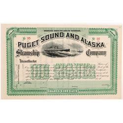 Puget Sound and Alaska Steamship Co   (106307)