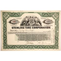 Sterling Tire Corp   (89718)