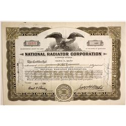 National Radiator Corp.   (89655)