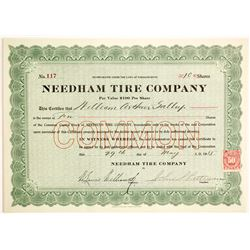 Needham Tire Company   (89662)