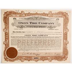 Owen Tire Company   (89728)