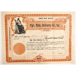 Pgh. Auto Delivery Co. Inc   (89752)