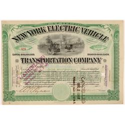 New York Electric Vehicle Transportation Co   (108060)