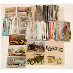 Automobile Postcard Collection   (105431)