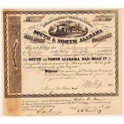 South & North Alabama Railroad Co   (106064)