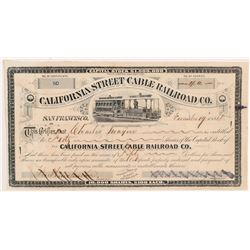California Street Cable Railroad Co.    (106656)