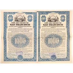 City and County of San Francisco  Municipal Street Railway    (104644)