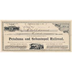 Petaluma and Sebastopol Railroad   (104668)
