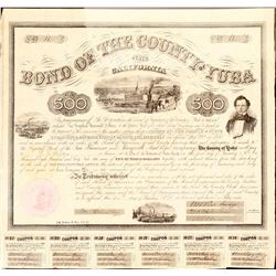 Yuba County/ San Francisco and Marysville Railroad Co   (101290)