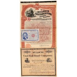 Missouri and Illinois certificates   (105548)