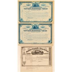 Saint Louis, Jacksonville and Chicago Railroad Co.   (105522)