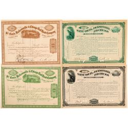 St. Louis, Jacksonville & Chicago Rail Road Co.    (105523)